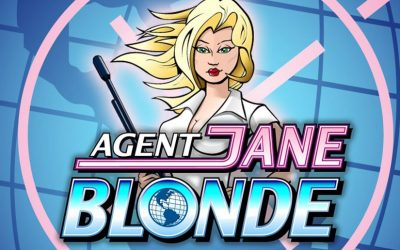 Enjoy The Slot Of Agent Jane Blonde With Glamour And Money
