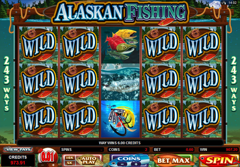 Grab Attractive Promotional Bonus With Alaskan Fishing