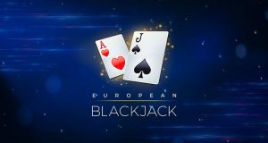 Small but significant differences between North American and European blackjack